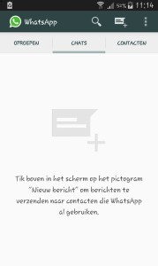 beginscherm whatsapp1